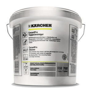 Carpet cleaner RM760Tabs 200 St.-Var.1, Kärcher