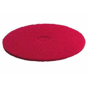 Padas, pusiau minkštas, raudonas, 432 mm, 5vnt., Kärcher