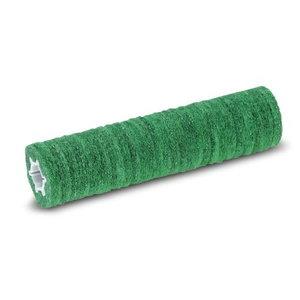 Mikrošķiedras rullis ar uzmavu, zaļš BR 55, Kärcher