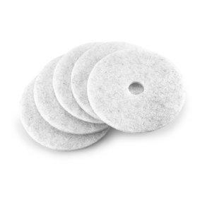 Polishing pad beige 500 mm, Kärcher