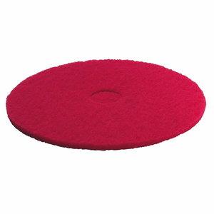 Šveitimo padas 280 mm, pusiau švelnus, raudonas, 5 vnt, D55, Kärcher