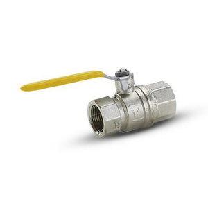 Gas stop valve, connection 1´´, Kärcher