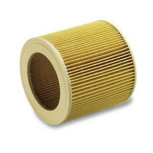 Cilindriskais filtrs CPE putekļu sūcējiem, Kärcher