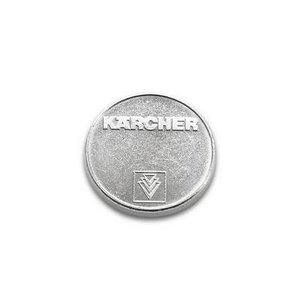 Žetoni 21,75x2,7 mm, Kärcher