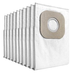 Fleece filter bags T 7/1 Classic, 10 pcs., Kärcher