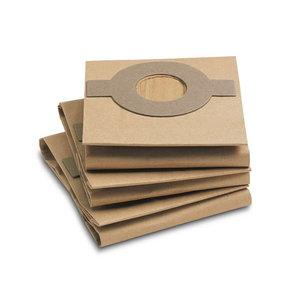 Filtrai - maišeliai FP 303, 3vnt,  popieriniai, Kärcher