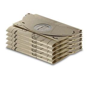 Papīra filtrs-maiss, 5 gab.,(WD 2.500, SE 5.100), Kärcher