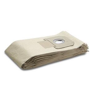 Popieriniai filtrų maišeliai NT45/55/561/611, 5vnt., Kärcher