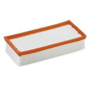 Flat filter NT72/2, PES, Kärcher
