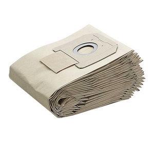 Popieriniai filtrų maišeliai NT14/1, 10 vnt., Kärcher