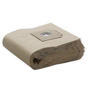 Popieriniai filtrų maišeliai T15/1,T17/1, 10 vnt., Kärcher