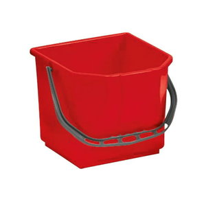Raudonas kibiras 15L, Kärcher