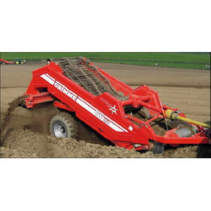 Soil separator  CS 170, Grimme