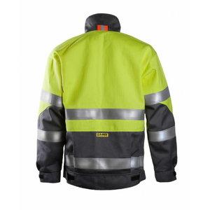 Hi.vis Welders jacket Multi  6000, yellow/grey 2XL, Dimex