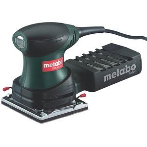 Šlifatorius plokštuminis FSR 200 Intec, Metabo