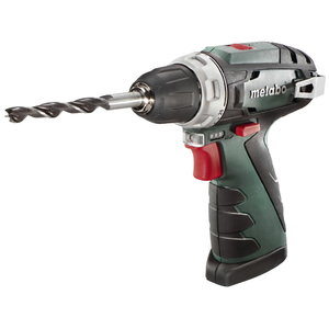 Akumulatora urbjmašīna PowerMaxx BS korpuss, Metabo