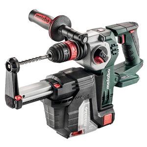 Cordless combi hammer KHA 18 LTX BL 24 Quick + ISA 18 LTX 24, Metabo