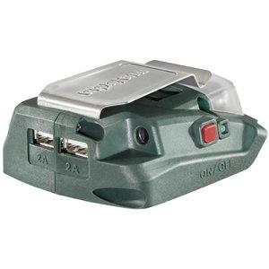 Akupank / adapter PA 14.4-18 LED-USB, karkass