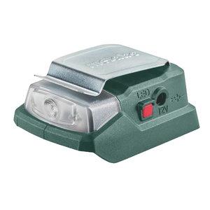 Adapteris PowerMaxx PA 12-USB 12 V, Metabo