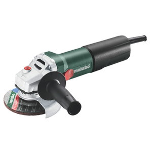 Angle grinder WEQ 1400, 125 mm, Metabo