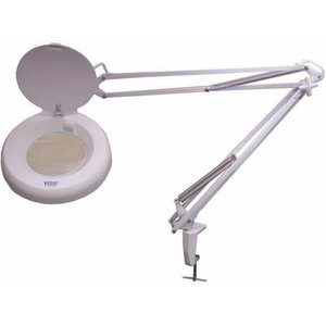 magnifier, LED, 230V, ø 120 mm, Vögel