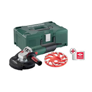 Nurklihvija WE 15-125 HD Set GED, Metabo