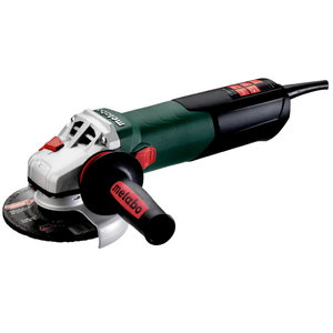 Angle grinder WEVA 15-125 Quick, with autobalancer, Metabo