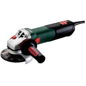Angle grinder WEVA 15-125 Quick, with autobalancer, Metabo