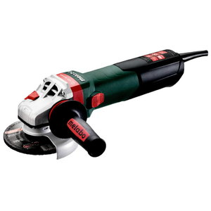 Angle grinder WEBA 17-125 Quick, with brake and autobalancer, Metabo
