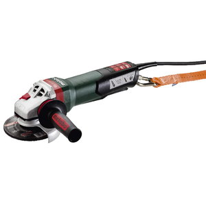 Angle grinder WEPBA 17-125 Quick DS, Metabo