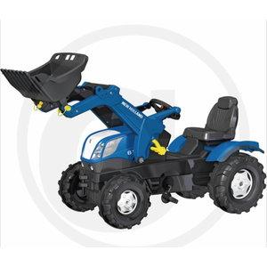 Kājminamais traktors  New Holland Trac Lader, Granit