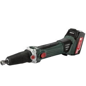 Cordless straight grinder  GA 18 LTX / 5,2 Ah, Metabo