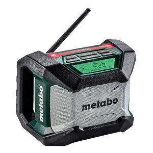 Metabo akuraadio R 12-18 Bluetooth, karkass