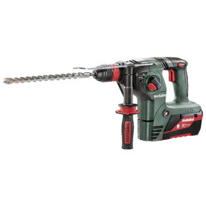 Cordless Combination hammer KHA 36 LTX / 36V /2x 5,2 Ah, Metabo