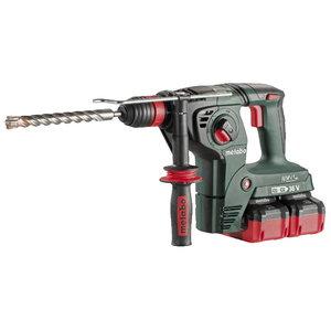 Cordless combi hammer KHA 36-18 LTX 32 / 4 x LiHD 6,2Ah, Metabo