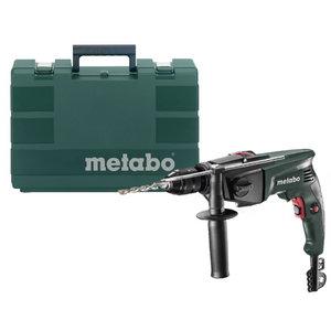 Elektrinis smūginis gręžtuvas SBE 760, Metabo