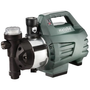 Domestic Water Works Automatic System HWAI 4500 INOX, Metabo