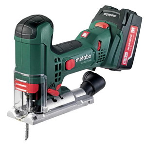 Cordless jig-saw STA 18 LTX 100 / 5,2Ah, Metabo