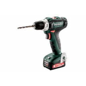 Drill driver PowerMaxx BS Basic /2 x 2,0Ah, Metabo