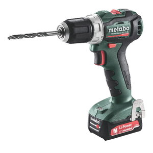 Drill driver PowerMaxx BS 12 BL /2x2,0Ah, Metabo