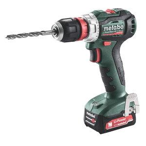Drill driver PowerMaxx BS 12 BL Q / 2x2,0Ah, Metabo