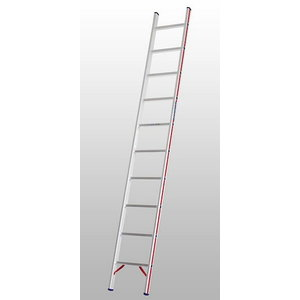 Rung ladder, 14 rungs, 4,11m 6011, Hymer