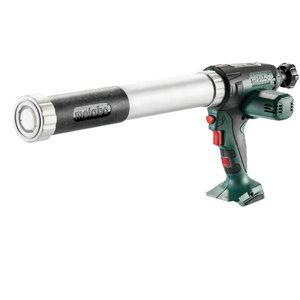 Akumuliatorinio silikono pistoleto KPA 18 LTX 600 korpusas, Metabo