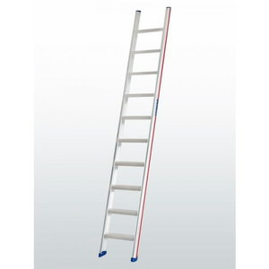 Leaning step ladder 10 steps, 2,76m 6012, Hymer