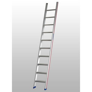 Leaning step ladder 11 steps, 3,01m 6012, Hymer