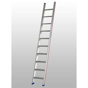 Leaning step ladder 11 steps, 3,01m 6012, Hymer