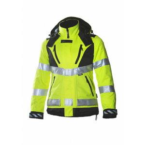 Žieminė  striukė, moteriška Dimex 6013,  geltona XL