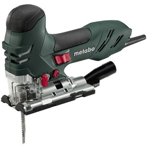 Industriālais figūrzāģis STE 140 Plus, Metabo