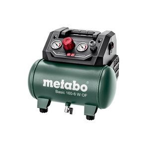 Kompresors BASIC 160-6 W OF oil free, Metabo