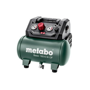 Kompresors BASIC 160-6 W OF oil free, Metabo